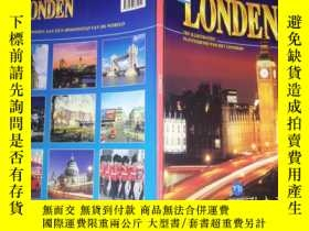 二手書博民逛書店罕見LONDEN(倫敦)Y180528