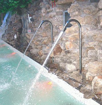 【麗室衛浴】鴨嘴沖擊泉  輕鬆享受舒適淋浴