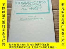 二手書博民逛書店COMMUNICATION,罕見COGNITION, AND A