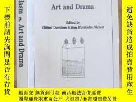 二手書博民逛書店Iconoclasm罕見Vs Art And Drama (early Drama Art And Music M