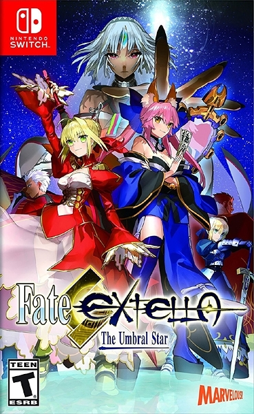 NS Fate/EXTELLA 陰影之星(美版代購)
