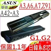 ASUS 電池-華碩 電池- Z91,Z91E,Z91ER,Z91G,Z91L,Z91N,Z92, Z92JC,Z92R,Z92T,Z92V0,A42-Z9,70-NDK1B1300