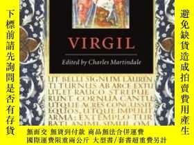 二手書博民逛書店The罕見Cambridge Companion To VirgilY256260 Charles Marti