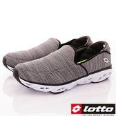 【LOTTO】風洞健走鞋-LT7AMX5328-灰-男段-(現)