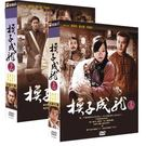 大陸劇 - 換子成龍DVD (42集/6片) 馬雅舒/黃文豪/楊潔玫