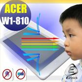 【EZstick抗藍光】ACER Tab 8 W1-810 平板專用 防藍光護眼鏡面螢幕貼 靜電吸附 抗藍光