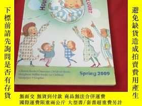 二手書博民逛書店Houghton罕見Miffiin harcourt chiidren s book group【spring20