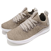 Puma 訓練鞋 IGNITE Flash EvoKNIT EP Wns 米白 白 針織 運動鞋 女鞋【ACS】 19096101
