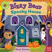 Bizzy Bear:Spooky House 鬼屋探險 熊熊新奇操作書(美國版)