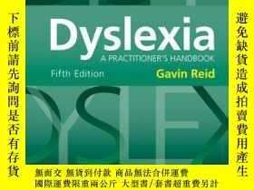 二手書博民逛書店Dyslexia:罕見A Practitioner s Handbook, 5th EditionY41001