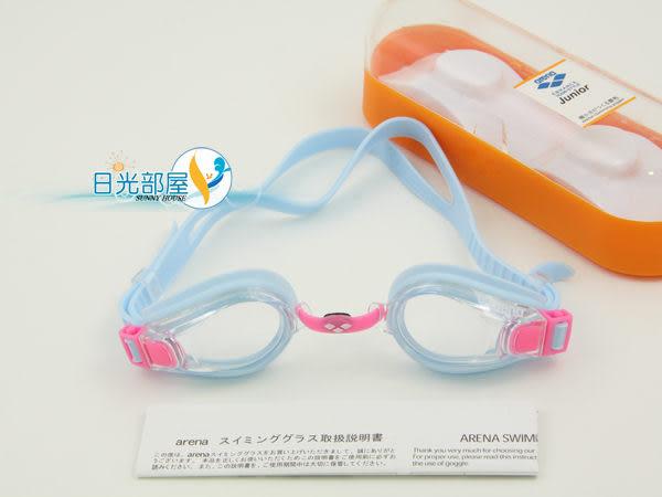 *日光部屋* arena (公司貨)/AGG-360J-CLA 6~12歲/兒童泳鏡