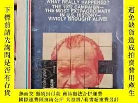 二手書博民逛書店英文原版THE罕見PRESIDENT 1972Y312404