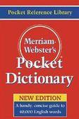 (二手書)Merriam-webster's Pocket Dictionary