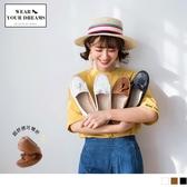 《SD0149》流蘇綴飾仿皮革莫卡辛豆豆鞋 OrangeBear