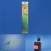 KSS DP-2-DE1NGN3 行李好攜帶 綠 (2PCS)