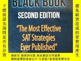 二手書博民逛書店SAT罕見PREP BLACK BOOK SECOND EDITIONY10980 SAT PREP BLAC