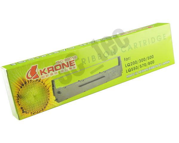 [ 點陣印表機 Krone 副廠色帶 Epson LQ-300 ] 37753 S007753 LQ-300C/LQ300+/LQ-500/550/LQ-570C/LQ-800C/LQ800/LQ30..