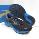 BROOKS GHOST 14 慢跑鞋 2E寬楦 1103692E056 男款 黑藍【iSport 愛運動】