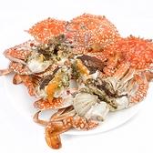 1J2A【魚大俠】SP094佐渡花蟹/藍蟹(公母隨機/約200~250g/隻)#斯里蘭卡