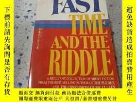 二手書博民逛書店THE罕見AND THE RIDDLE:謎題(外文) 不好Y21