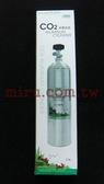 【西高地水族坊】ISTA伊士達 CO2高壓鋁瓶 3L-側開頭