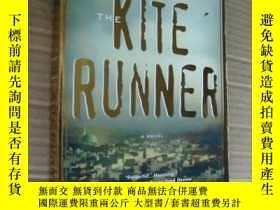 二手書博民逛書店The罕見Kite Runner 稀見大32開本Y85718 K