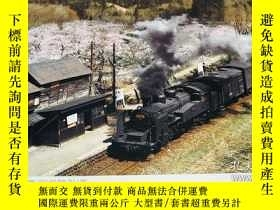 二手書博民逛書店Japanese罕見Steam Locomotive Showa Period Photo Book Japan