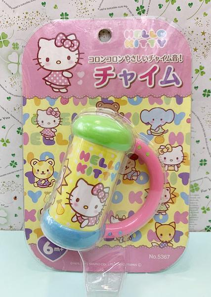 【震撼精品百貨】Hello Kitty 凱蒂貓-三麗鷗 kitty嬰兒搖鈴*53670
