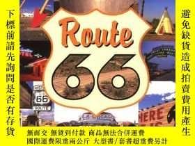 二手書博民逛書店Route罕見66 (Enthusiast Color)-66號公路(狂熱者顏色)Y443421 Tim St