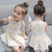 女寶寶女童兒童洋裝夏裝嬰兒幼兒夏季洋氣裙子小女孩小童公主裙