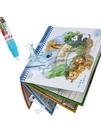 兒童塗鴉畫布水畫本寶寶魔法水畫冊可反復水寫塗鴉本填色本   英賽爾3C數碼店