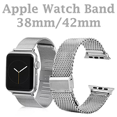 【金屬】Apple Watch 38mm/42mm Series 1/2/3 智慧手錶錶帶/經典款錶環/替換式/有附連接器~特惠品