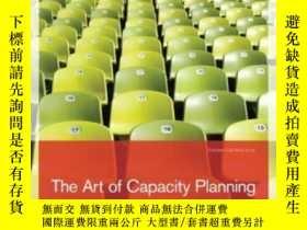 二手書博民逛書店The罕見Art Of Capacity PlanningY255562 John Allspaw O rei