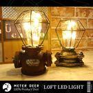 LOFT工業風 汽機車引擎消防栓水管檯燈...