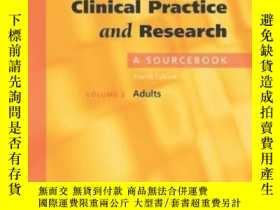 二手書博民逛書店Measures罕見For Clinical Practice And Research: A Sourceboo