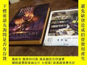 二手書博民逛書店英文原版罕見the fire thief fights back