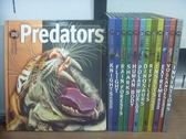 【書寶二手書T2/動植物_RIB】Predators_Flight_Sharks等_13本合售