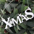 【韓風童品】聖誕字母掛飾 聖誕樹掛件裝飾 新年裝飾 節慶佈置 聖誕掛件 櫥窗佈置 拍照背景