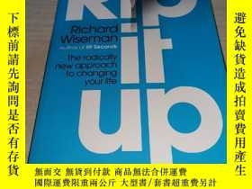 二手書博民逛書店Rip罕見It UpY211464 Richard Wisema