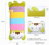 嬰兒枕 兒童枕頭1-3-6歲幼兒園寶寶卡通可愛蕎麥枕四季通用夏  凱斯盾數位3c