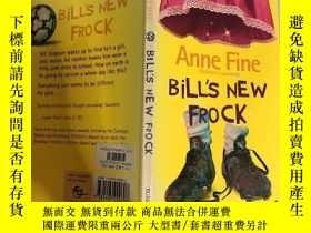 二手書博民逛書店bill's罕見new frock 比爾的新衣服Y200392