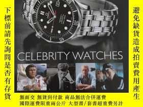 二手書博民逛書店Celebrity罕見Watches(英文原版鐘表書,名人與名表)Y335486 Vincent Daveau