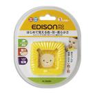 edison 方形 獅子 固齒玩具