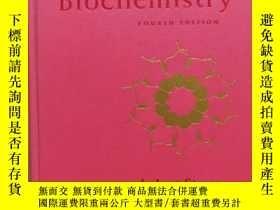 二手書博民逛書店biochemistry罕見fourth edition Lub
