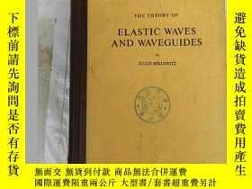 二手書博民逛書店the罕見theory of elastic waves and