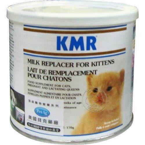 【培菓平價寵物網】美國貝克PetAg KMR 愛貓樂 頂級貓用奶粉170gA1102