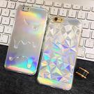 6S 免運 復古創意鐳射iphone5/5s 蘋果6 6plus全包軟手機保護軟套新款