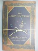 【書寶二手書T9/原文小說_ISY】The Last Lecture_Randy Pausch