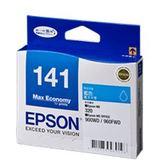 [奇奇文具]【EPSON 墨水匣】T141250 (141) 藍色原廠墨水匣/Stylus ME320/ME960FWD/ME900WD