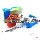 袖珍縫紉機手動持微型實用便攜式簡易家用小型手工迷你縫紉機